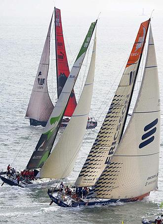 M�xima igualdad en la Volvo Ocean Race