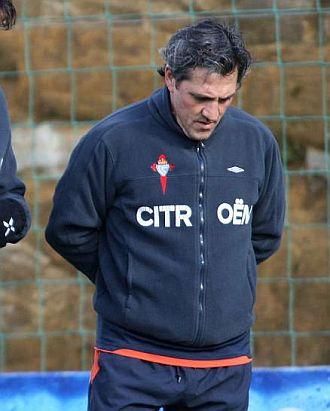 Pepe Murcia ya no es entrenador del Celta.