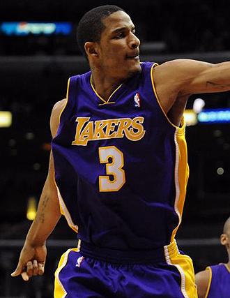 Trevor Ariza, jugador de los Lakers