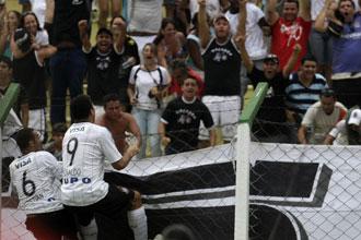 El goleador reapareci� el domingo con la camiseta del Corinthians