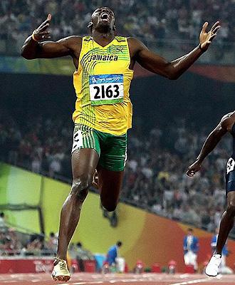Usain Bolt en los Juegos Ol�mpicos