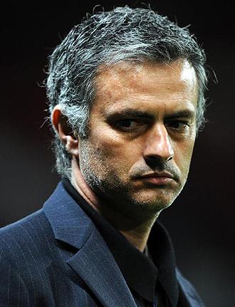 Mourinho en OldTrafford