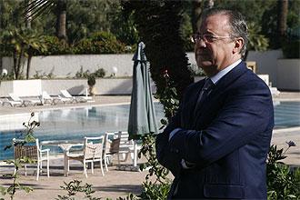 Florentino P�rez, ex presidente del Real Madrid