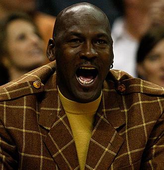 Renacimiento Los invitados veneno  Michael Jordan lloró al ver triunfar a su hijo menor, que anotó 19 puntos  en la final colegial de Illinois - MARCA.com