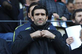 Sanz sabe lo dif�cil que ser� vencer al Madrid