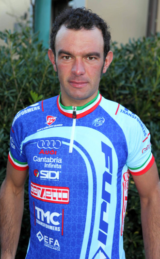 El ciclista italiano Daniele Nardello