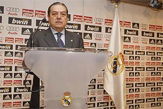 Vicente Boluda, durante una comparecencia ante los medios de comunicaci�n