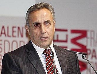 Alejandro Blanco, presidente del COE, durante un reciente acto p�blico.