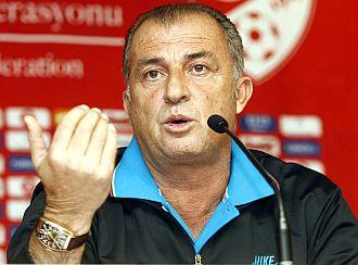 Fatih Terim devesl� el once titular contra Espa�a