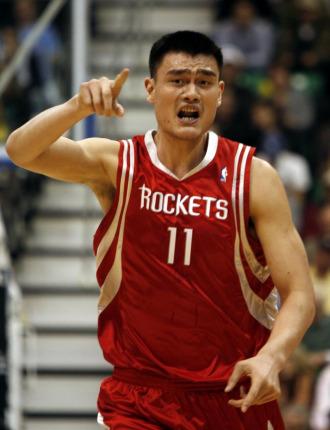 El chino Yao Ming