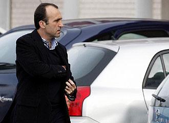 Javier Gómez, consejero delegado del Valencia