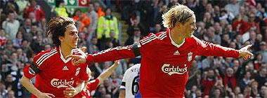 Liverpool 4-0 Blackburn
