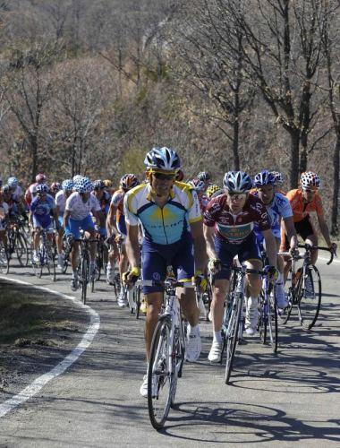 Contador y Leipheimer, en Castilla y León