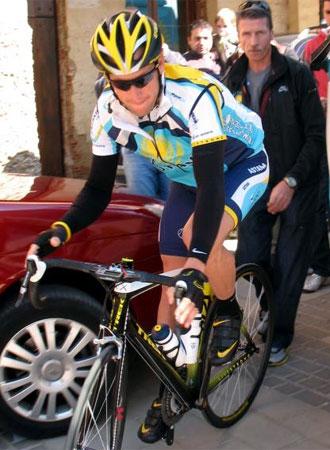 Armstrong confirma que liderar� al Astana en el Giro de Italia