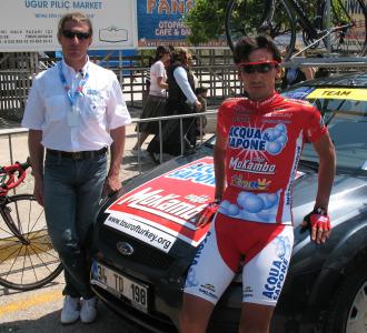 Di Lorenzo (izquierda) y Di Paolo (derecha).