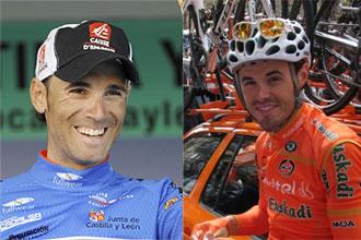 Alejandro Valverde y Samuel S�nchez son favoritos.
