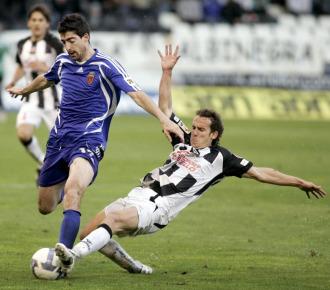 El Castell�n empat� en el �ltimo minuto contra el Zaragoza.