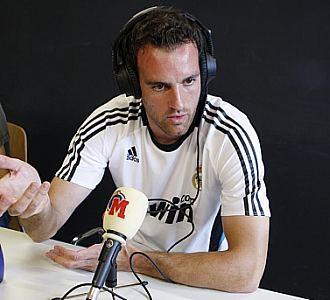 Christoph Metzelder, durante la entrevista concedida a Radio MARCA este jueves.