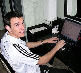Borja escribe su particular Diario para MARCA.com.