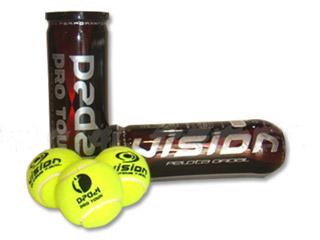 La pelota Vision ha estado presente en todas las pruebas del P�del Pro Tour desde su creaci�n en 2006