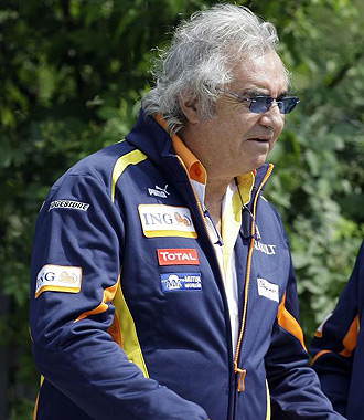 Briatore conf�a en que los cambios que presentar� Renault resuciten a su escuder�a.