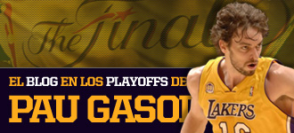 Blog de Pau Gasol