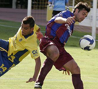 Las exigencias de puntos condiciaron un encuentro de m�xima intensidad en Gran Canaria.