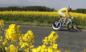 El equipo de Lance Armstrong estar� en Italia.