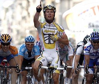 El británico Mark Cavendish.