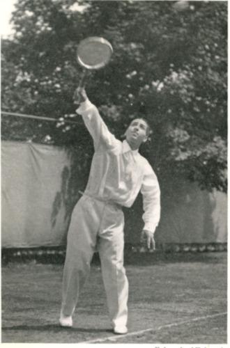 René Lacoste, en una imagen de archivo.