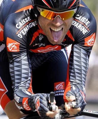 Valverde, durante la Vuelta a Catalunya.