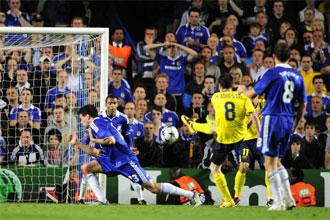 Andr�s Iniesta hizo posible que el Bar�a ganar� la Champions con aquel gol en Stamford Bridge en el minuto 93