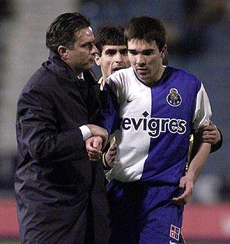 Deco y Mourinho podr�an volver a coincidir en el mismo equipo como ya hicieron en el Oporto