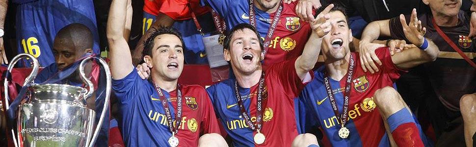 Barcelona 2-0 Manchester United