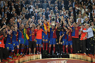 El Barcelona gana su tercera Liga de Campeones