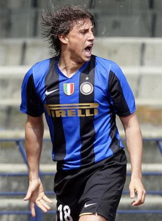 Crespo jugar� el pr�ximo a�o en el Genova.