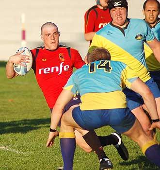 La selección de rugby a siete buscará en Ostrava el billete para la Final del Circuito Europeo de Sevens de Hannover