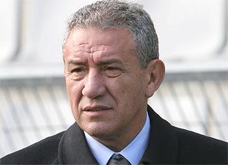 Isidro Silveira, presidente del Racing de Ferrol