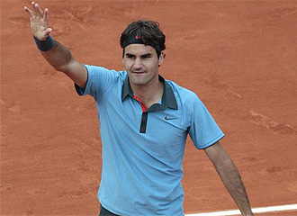 Federer, tras ganar a Del Potro