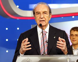 Eduardo Portela, presidente de la ACB