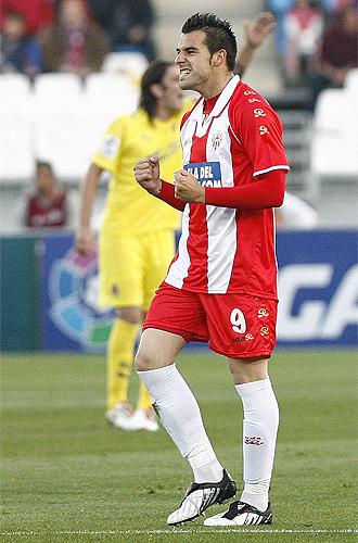 Negredo podr�a ser el delantero de referencia del nuevo Villarreal de Valverde