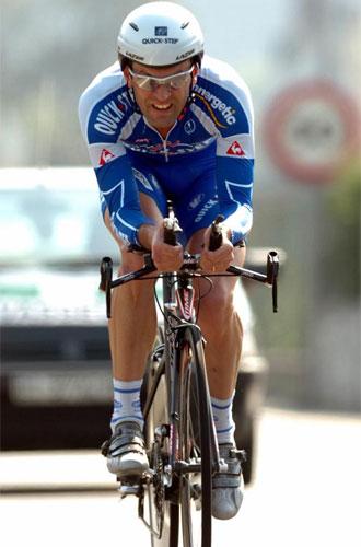 Vasseur en su etapa como corredor.