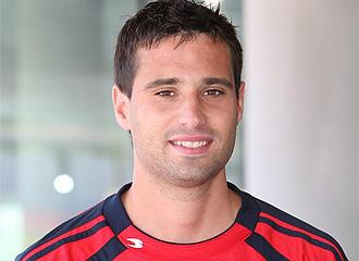 El jugador Javier Fla�o.