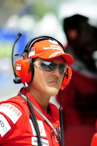 El alem�n Michael Schumacher.