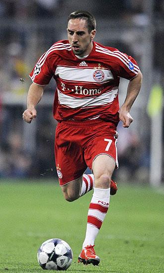 Ribéry puede ser el siguiente en caer