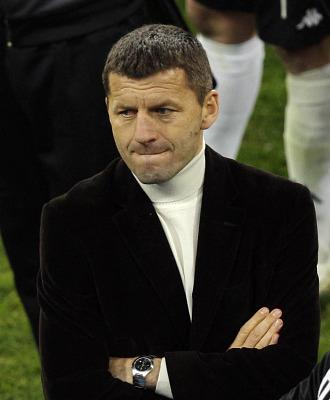 Miroslav Djukic, actual entrenador del Mouscron belga