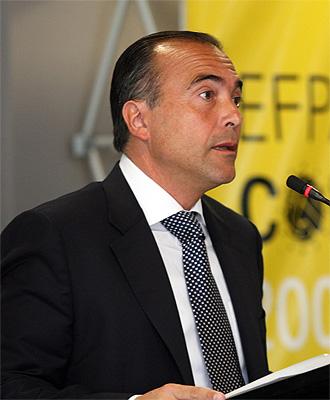 Rafael Yuste, vicepresidente deportivo del Barcelona