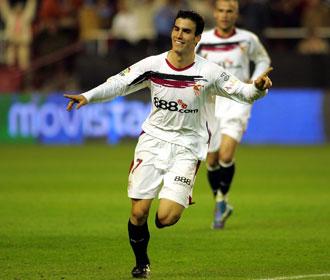El delantero regresa al Sevilla