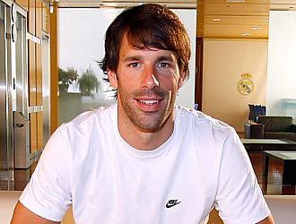 Ruud Van Nistelrooy, en una imagen de archivo.