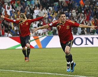 Villa y Fernando Torres